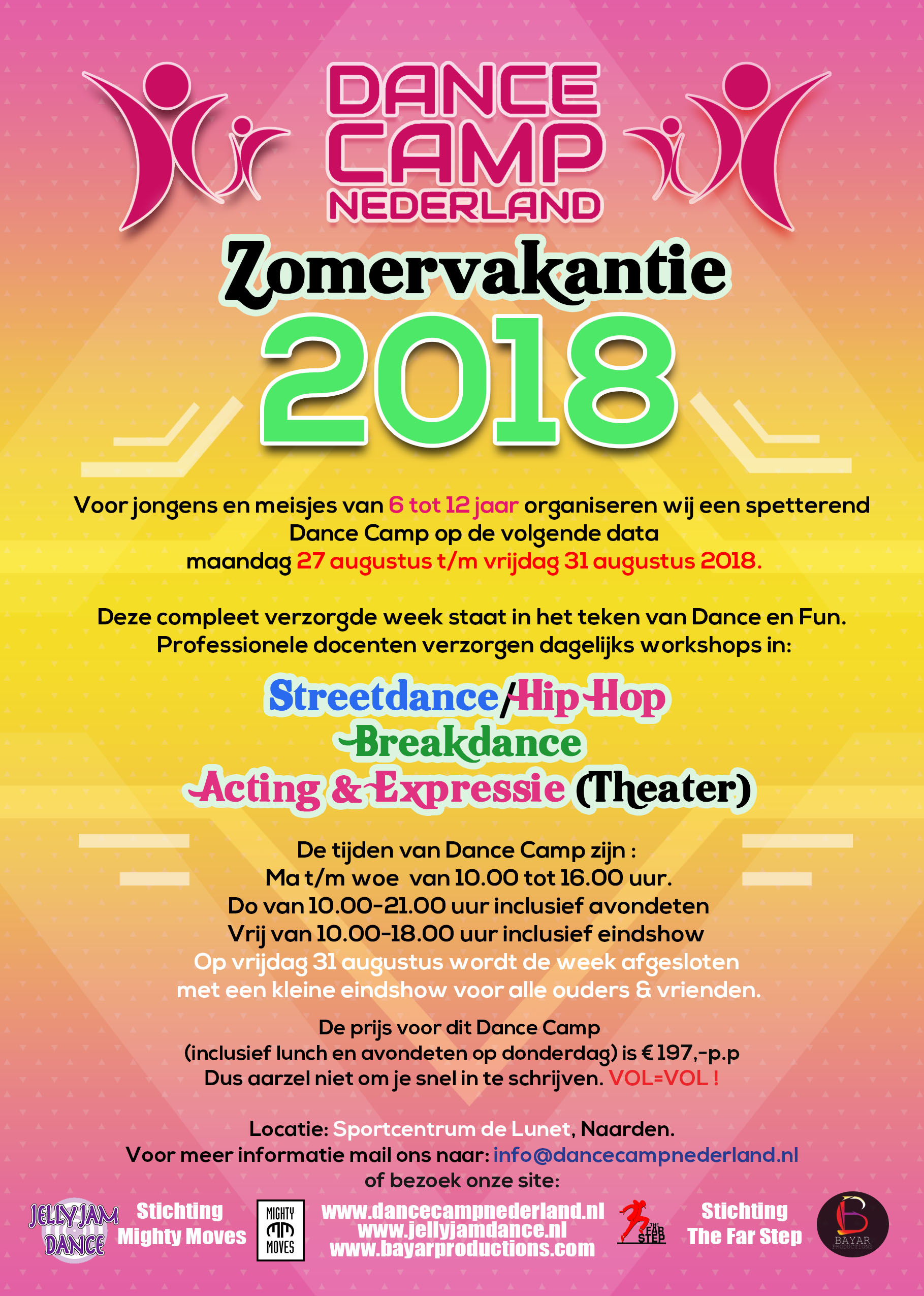 SmalSizeDance Camp flyer Front RGB_2018